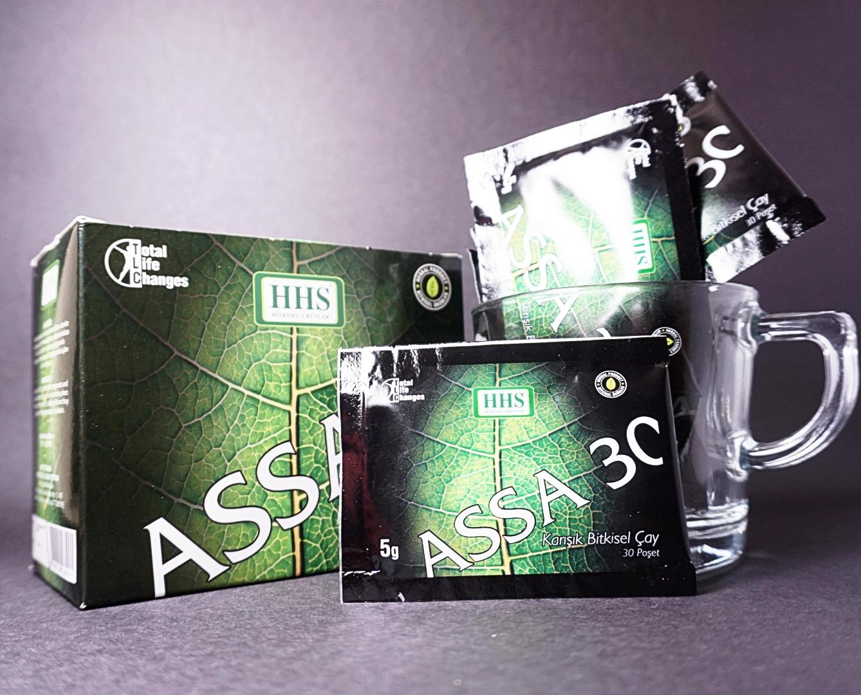 AssA30 Karışık Bitki Çayı